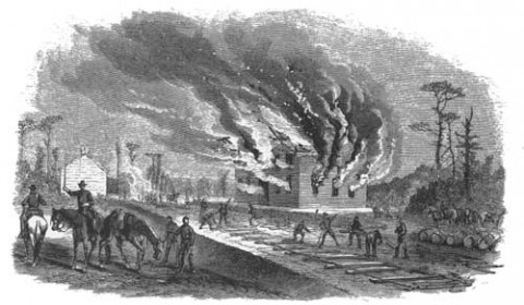 Civil War Raids