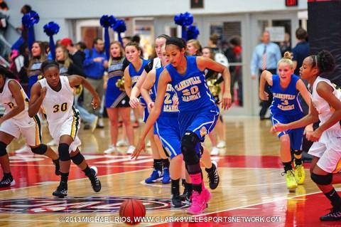 Clarksville Academy falls to Merrol Hyde (Michael Rios Clarksville Sports Network)