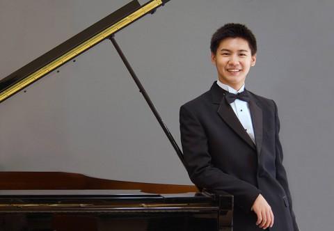Conrad Tao. (Ruiming Wang)