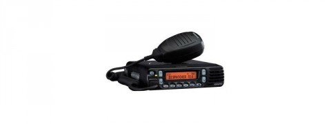 Kenwood 2-Way Radio model M4X8MAX is one of the models taken.