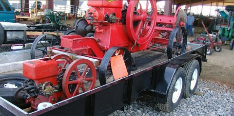 14th Annual Montgomery County Antique Tractor and Engine Show to be held September 26th-27th, 2014.