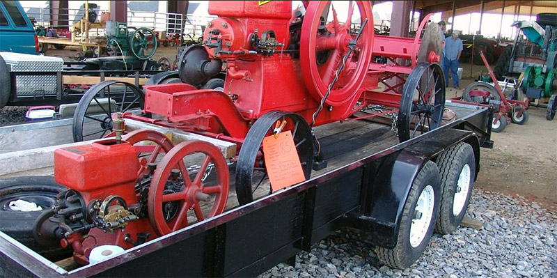 Antique Tractor Shows : Th annual montgomery county antique tractor and engine