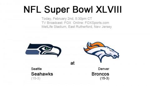 NFL Super Bowl XLVIII