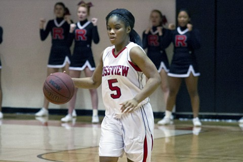 Rossview girl's basketball clinches district title with win over Kenwood. (Clarksville Sports Network)