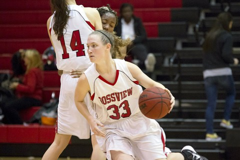 Rossview girl's basketball advances to District Championship. (Clarksville Sports Network)