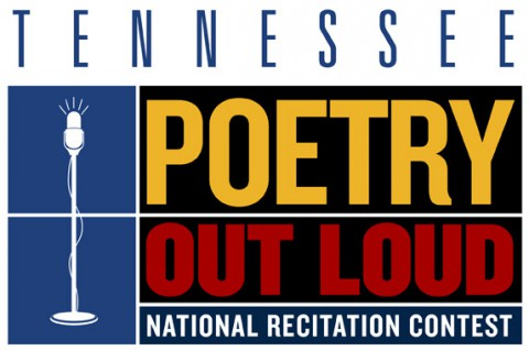 2014 Tennessee Poetry Out Loud State contest.