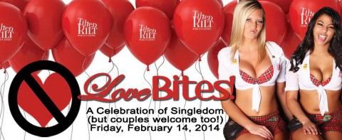 Clarksville's Tilted Kilt hosting Valentine's Party (photo courtesy Tilted Kilt)