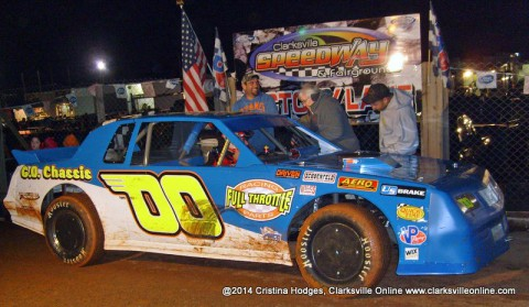 2014 Racing Season started at the Clarksville Speedway Friday.