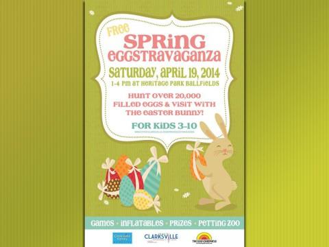 2014 Spring Eggstravaganza