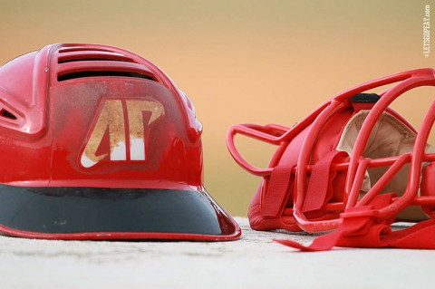 APSU Governors Baseball. (Brittney Sparn/APSU Sports Information)