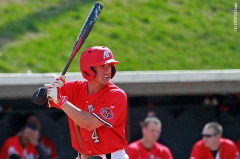 Austin Peay Baseball. (Brittney Sparn/APSU Sports Information)