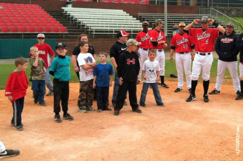 APSU Youth Baseball Clinic rescheduled (APSU Sports Information)