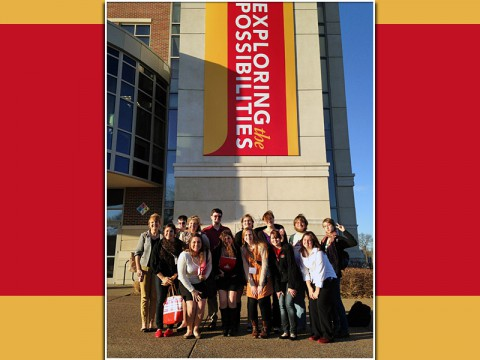 APSU Honors Program students