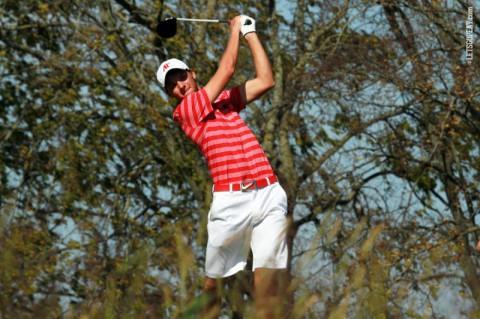 APSU Golfer Marco Iten. (APSU Sports Information)