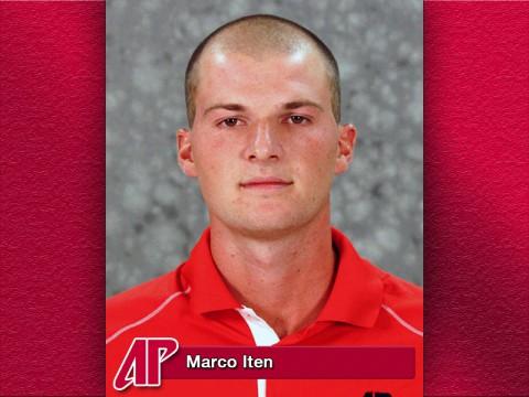 APSU's Marco Iten