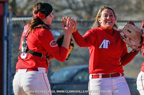 APSU Lady Govs Softball.