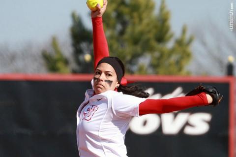 Austin Peay's Lauren de Castro. (Brittney Sparn/APSU Sports Information)