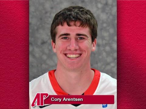 APSU's Cory Arentsen