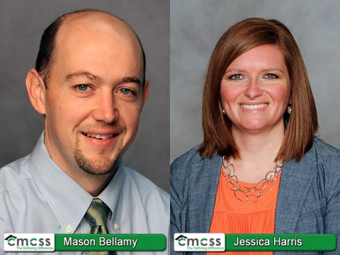 CMCSS - Dr. Mason Bellamy and Jessica Harris