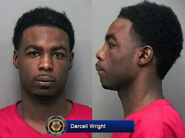 It's possible that he could be traveling in a gray Chevy Malibu with a  Virginia tag. Darcell Wright