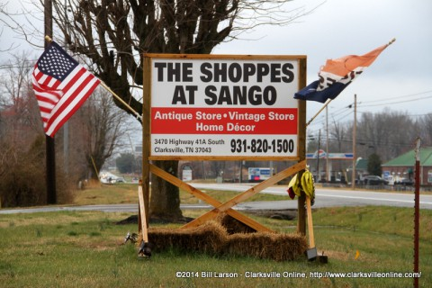 The Shoppes at Sango