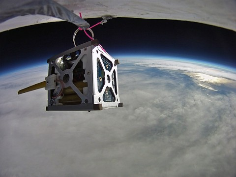 NASA's PhoneSat 2.5