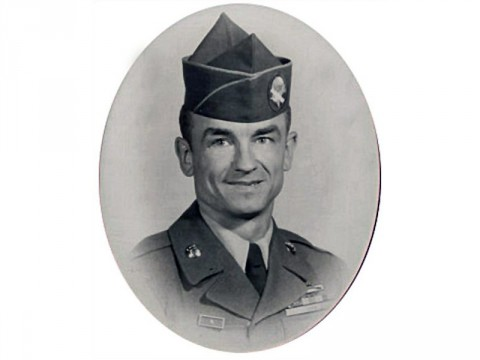 Staff Sergeant Lawrence Woods