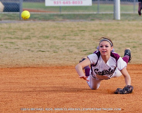 West Creek Girl's Softball loses to Stewart County Lady Rebels 5-4.