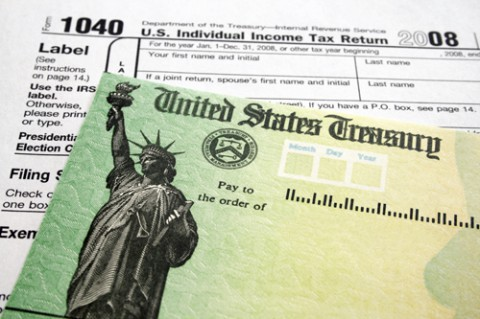 IRS Tax Refund