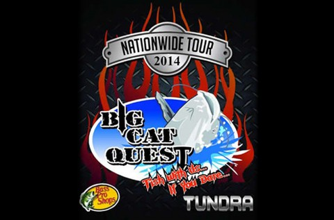 Bass Pro Shop's Big Cat Quest Tournament coming to Clarksville Saturday