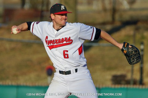 Austin Peay Governors Baseball begins series with Belmont on Friday. (Michael Rios Clarksville Sports Network)