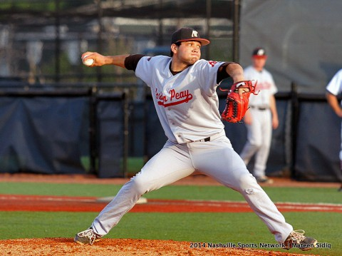 Austin Peay Baseball defeats Belmont 3-2 in OVC action. (Mateen Sidiq Clarksville Sports Network)