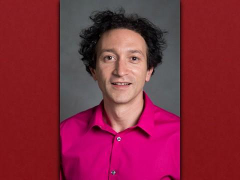 APSU associate professor Dr. Osvaldo Di Paolo.