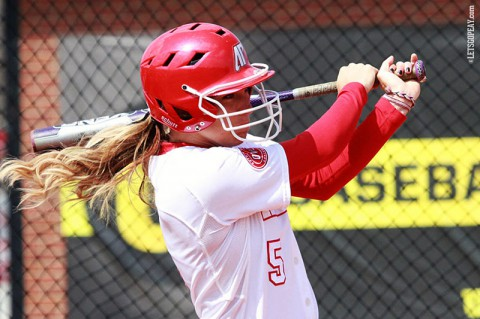 Austin Peay Women's Softball. (Brittney Sparn/APSU Sports Information)