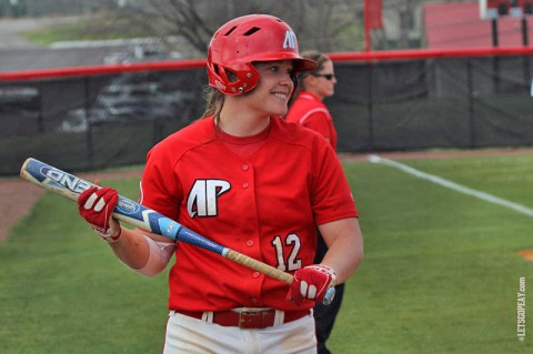Austin Peay Softball on the road to Eastern Illinois for OVC series. (APSU Sports Information)