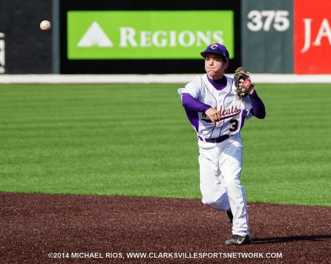 Clarksville High Baseball takes care of Henry County 10-0.