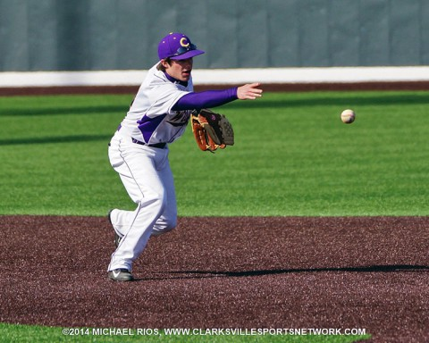 Clarksville High Wilcats beat Henry County Patriots 3-2.