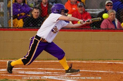 Clarksville High Softball bests Northeast 3-0.