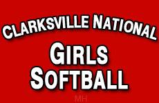 Clarksville National Girls Softball League