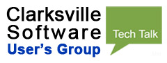 Clarksville Software Users Group