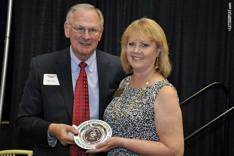 Dave Loos inducted into Christian Brothers Athletics Hall of Fame