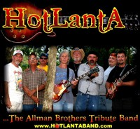 HotLanta, an Allman Brothers tribute band