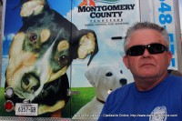 Director Tim Clifton from the Montgomery County Animal control Office