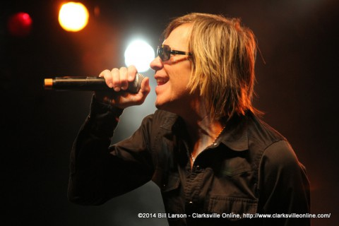 Jason Morey as Jon Bon Jovi