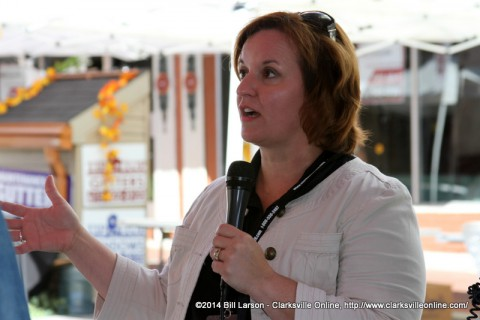 Christie Batts from CDE Lightband