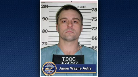 Jason Wayne Autry