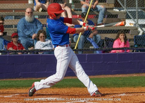 Montgomery Central Baseball gets 11-8 win over Northwest Vikings.