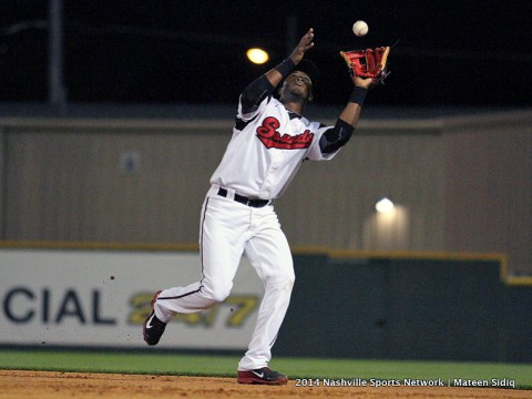 Nashville Sounds Baseball. (Mateen Sidiq - Nashville Sports Network)