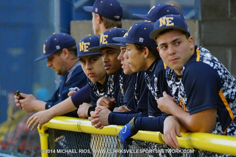 Northeast Eagles beats West Creek Coyotes Wednesday night 11-4.