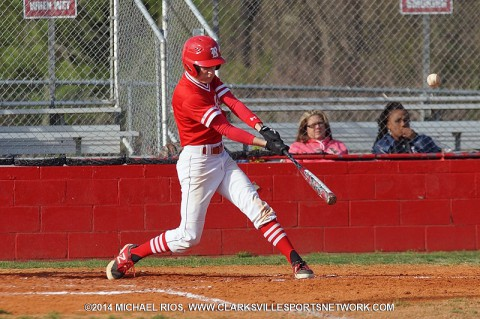 Rossview Baseball sweeps Kenwood double header. (Michael Rios Clarksville Sports Network)
